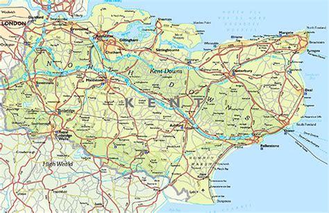 map uk kent papersdirect deliverednews