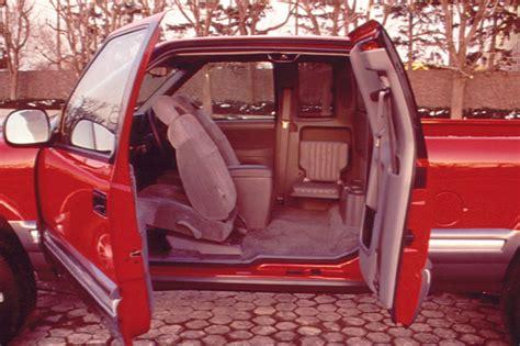 gmc sonoma upgrades 1994 04 gmc sonoma consumer guide auto