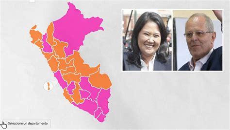 quien gano en las eleciones presidenciales en peru 2016 quien gano en las elecciones presidenciales en el peru