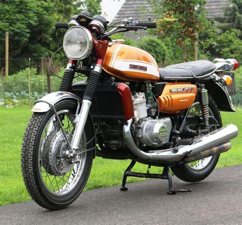 Suzuki 3 Zylinder Motorrad by Suzuki Gt750 J 3 Zylinder 1972 Catawiki
