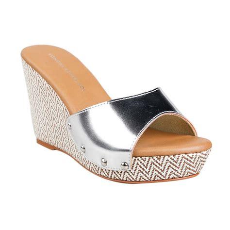 Sepatu Silver jual yongki komaladi srln 650001 silver sepatu wanita harga kualitas terjamin