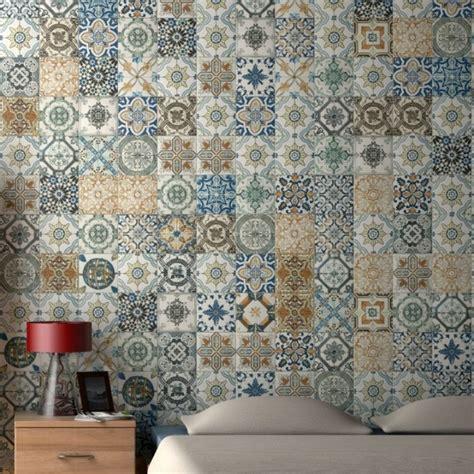 nikea pattern tiles nikea patchwork tiles multi coloured tiles direct tile