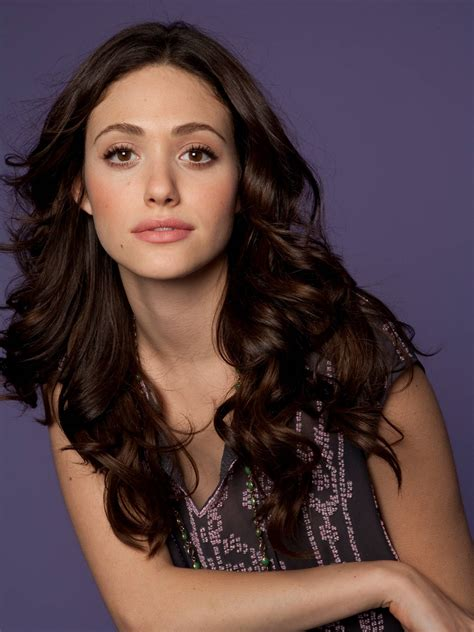 emma approved actress emmy rossum joins michael pena as co host of film