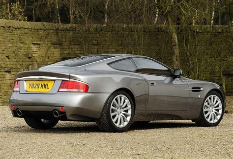 2001 Aston Martin by 2001 Aston Martin V12 Vanquish Specifications Photo