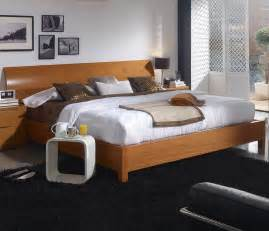 Modern King Size Bed Frame Modern King Size Bed Frame With Headboard