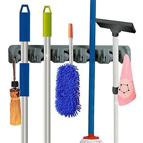 Garage Storage Brooms 17 Best Ideas About Broom Holder On Workshop