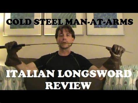 cold steel italian longsword review cold steel maa italian longsword review