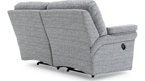 g plan washington leather 2 seater recliner sofa