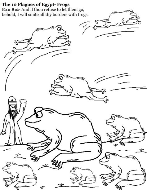 Moses And The Plagues Coloring Pages Free Coloring Pages Of 10 Plagues by Moses And The Plagues Coloring Pages