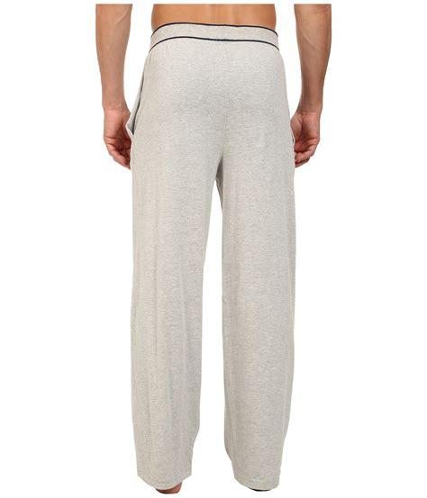 comfortable sweatpants original penguin comfortable soft knit lounge pants in