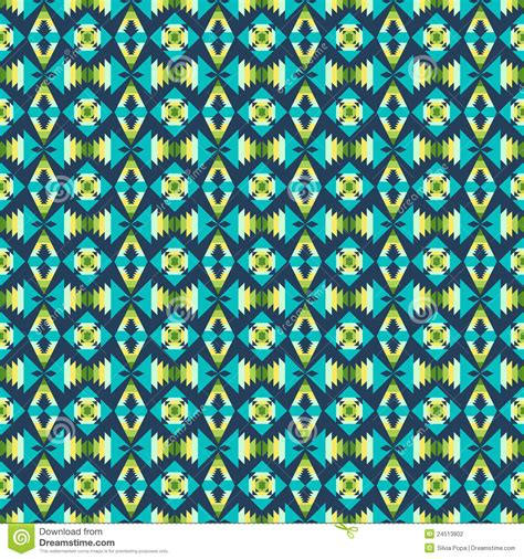 pattern with geometric motifs ethnic pattern with geometric motifs stock photography
