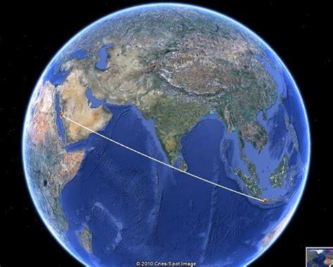 cara mensanggul rambu sendiri kiblat mencari arah kiblat dengan google earth