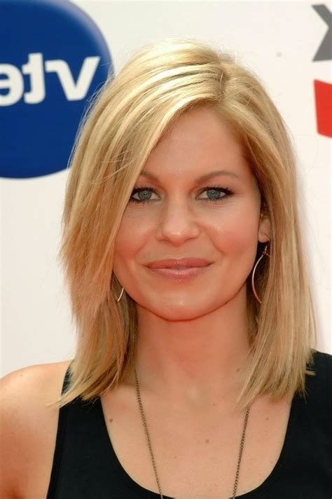 Shoulder Length Hairstyles Blonde   Hairstyle Picture Magz