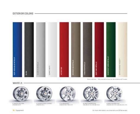 2015 chevrolet silverado 1500 information brochure mckaig chevrolet b