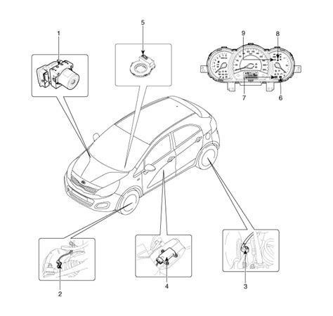 electronic stability control 2012 kia forte parking system kia rio components esc electronic stability control