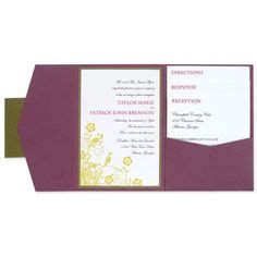 Wedding Announcement Cost by A7 Pocket Card Pinnovation Accucut Item Nc698 Sku