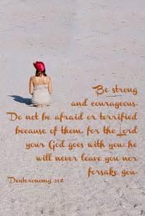 mistakes verses encouragement