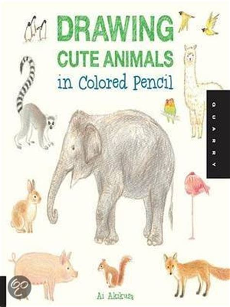 drawing animals in pencil pdf download review is it bol com drawing cute animals in colored pencil ebook