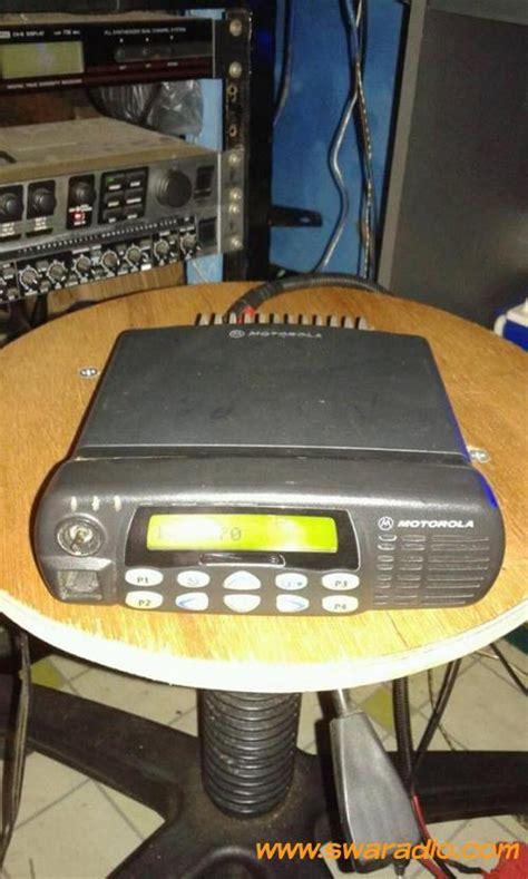 Rig Motorola Xir M3688 Vhf 45 Watt dijual motorola gm 338 vhf versi 45 watt batangan