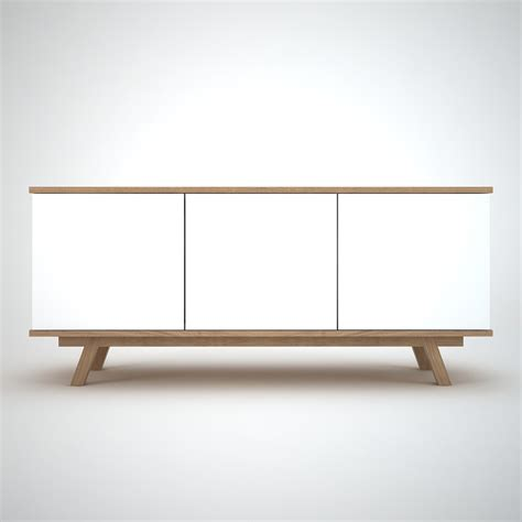 modern furniture ottawa sideboard 3 white join furniture