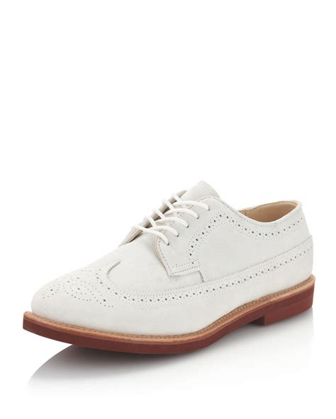 white leather shoes clssic mens fashion white leather shoes mens wingtip