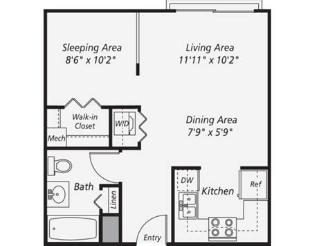 one story garage apartment floor plans 287 best images about small space floor plans on pinterest