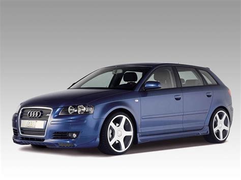 Audi 2005 A3 by 2005 Audi A3 Sportback Abt Audi As3 Sportback Johnywheels