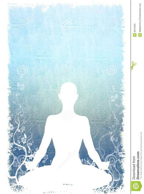 imagenes de fondo yoga yoga sitzender hintergrund stockfotos bild 5613433