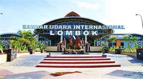 lombok international airport access  lombok