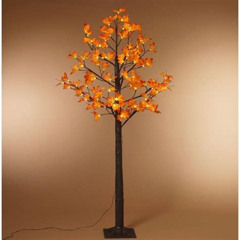 6 Foot Led Maple Tree 72 Lights For Use Indoors And Buy Tree Lights