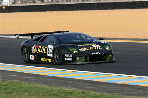 Lamborghini Murcielago R GT   Chassis: LA01063   Entrant