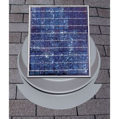 solar attic fan 36 watt atlanta solar technologies the largest online solar