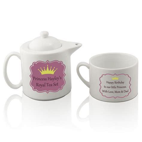 Tea Set Princes princess royal tea set