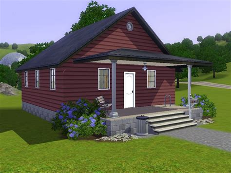 katrina cottages mod the sims katrina cottage 480