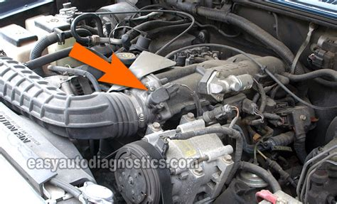 Radiator Ford Everest Xlt 2 5 L part 1 how to test the tps 1995 2000 4 0l ford explorer
