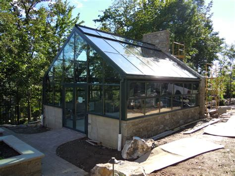 modern green house residential greenhouses by solar innovations inc
