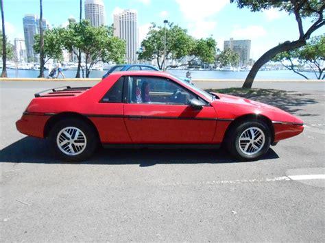 pontiac sports car 1985 pontiac fiero sport coup 233 related infomation
