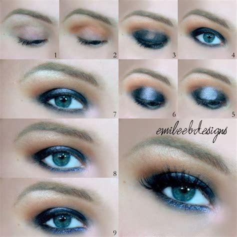 eyeliner tutorial for hazel eyes simple but dramatic smokey eye makeup tutorial be modish