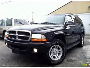 black 2001 dodge durango slt 4x4 exterior photo 75142794