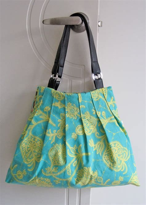Handmade Bag Designs - top 12 ideas about how you can make handbag at home