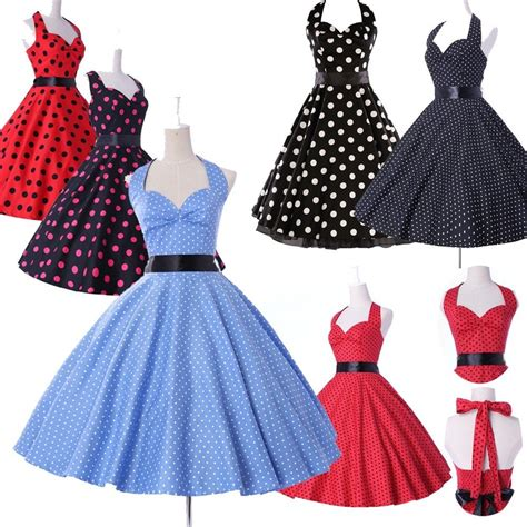 vintage swing dresses sale big sale halter vintage swing 50s 60s housewife pinup