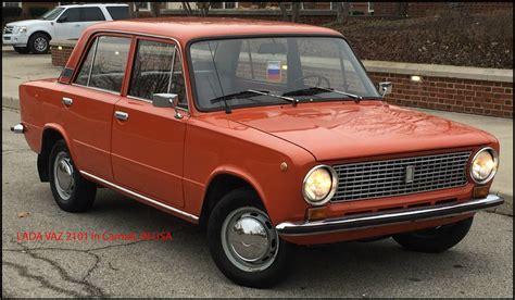 lada cars lada vaz 2101 russian soviet car in indiana