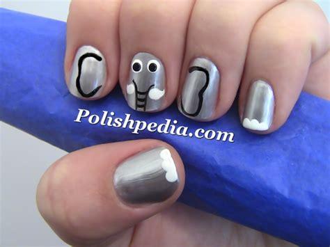 Elephant Nail Designs elephant nail polishpedia nail nail guide