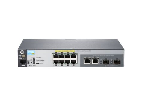 Switch Hp hpe 2530 8g poe ethernet switch hp 174 official store
