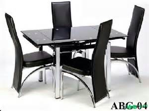 Dining Table 4 Chairs Price Adjustable Glass Dining Table And Home Furniture And D 233 Cor