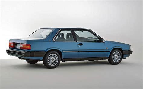 volvo coupe 1987 1991 volvo 780 coupe future classic motor trend classic