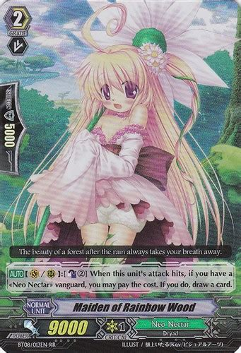 Cardfight Vanguard Maiden Of Rambler browse cards m cardfight vangaurd card prices