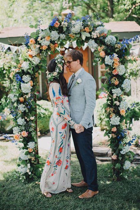 Bohemian Wedding Concept by Boho Wedding Decor Ideas And Inspiration Chwv
