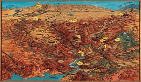 map of moab day 1 moab utah scin