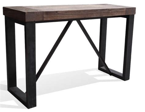 Timber Bar Table High Table Special Orders Ashanti Furniture And Design
